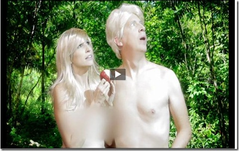 Adam and Eve by GRUDGR