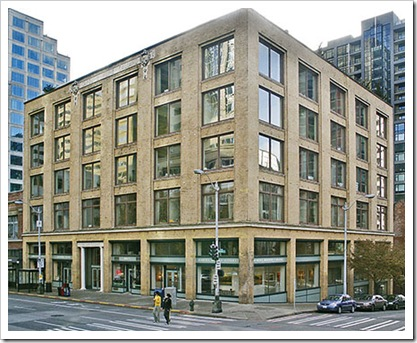 Galland Building in Downtown Seattle