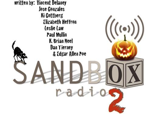 Sandbox Radio 2 Halloween Image