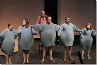 NEW NEW NEWS Twitter Chorus, Photo by Chris Bennion