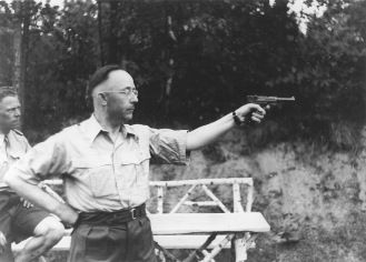 Heinrich Himmler Gun Lover