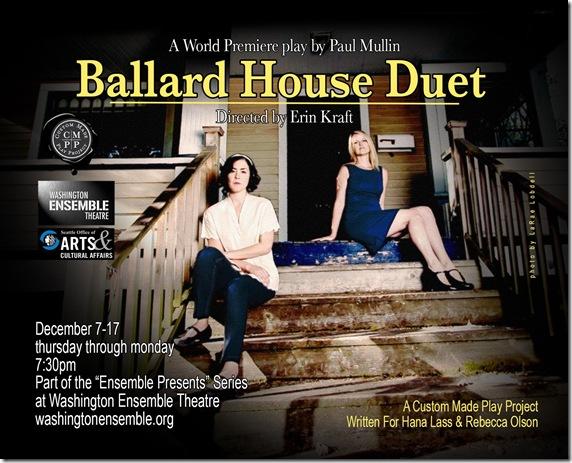 Ballard House Duet Poster
