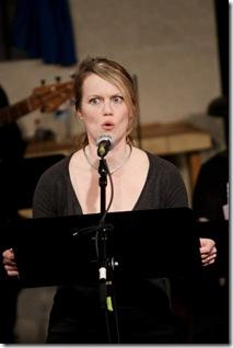 Rebecca Olson in SBR 7