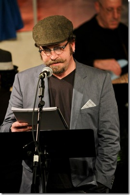 Peter Dylan O'Connor as Didge with the Hand of Holy Fire