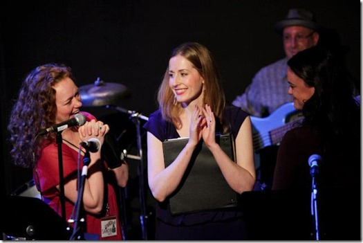 Some Angels from FOOLS RUSH IN (photo by John Ulman)
