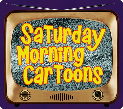 Saturday Morning cartoons logo